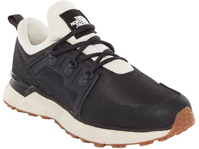 d04f207dd35 The North Face Dellan - Chaussures Homme - blanc noir sur CAMPZ !